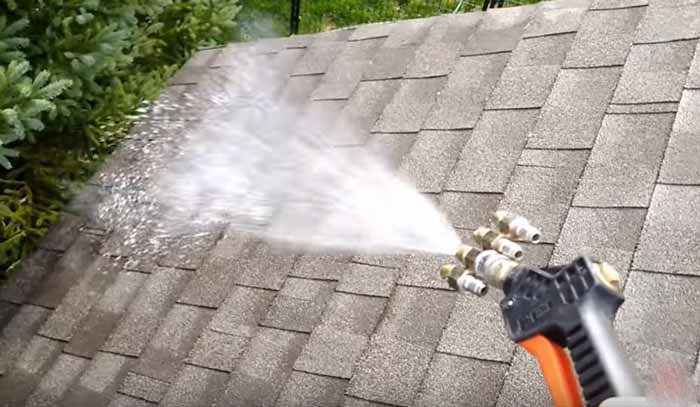 Roof Cleaning Danville In
