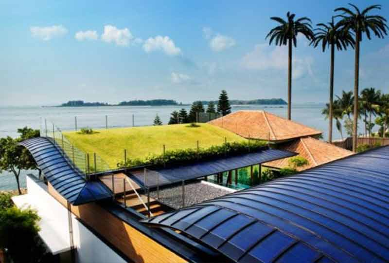 Green Roofs Meaning Pictures Types Plants Layers